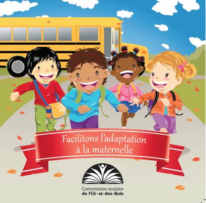 Facilitons l'adaptation à la maternelle